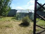 Zahrada s chatkou